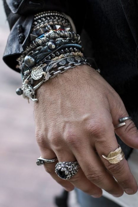 consejos para vestir casual accesorios