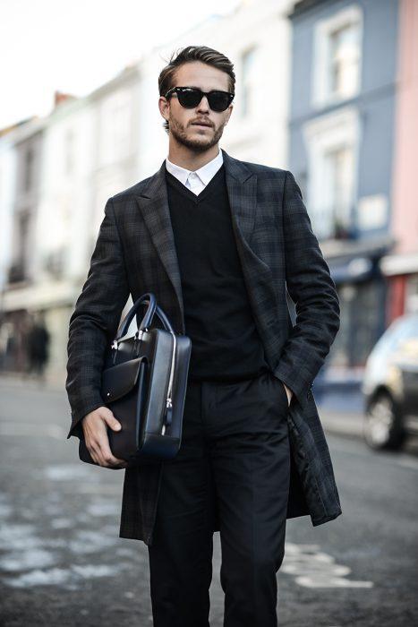 consejos para vestir casual capas