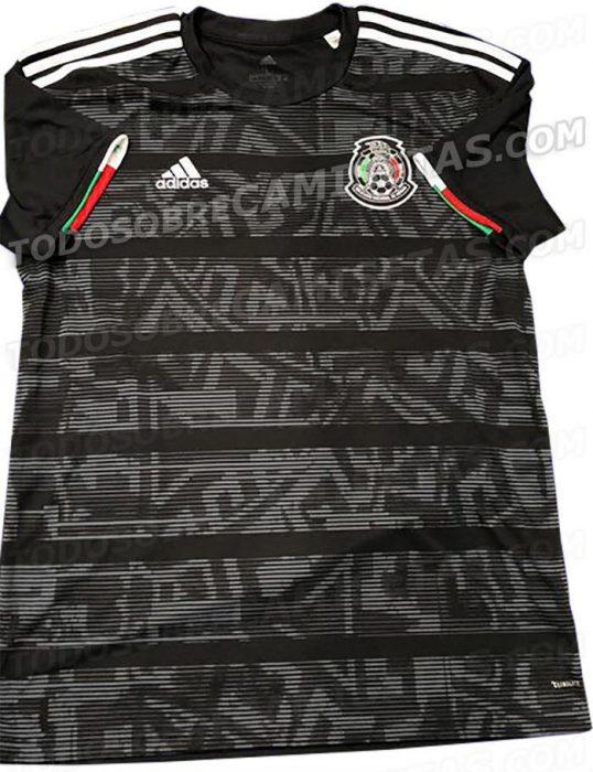 Camiseta de México 2019