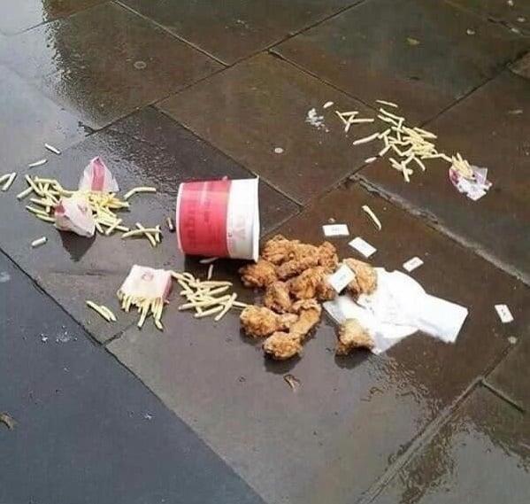 Un mal día