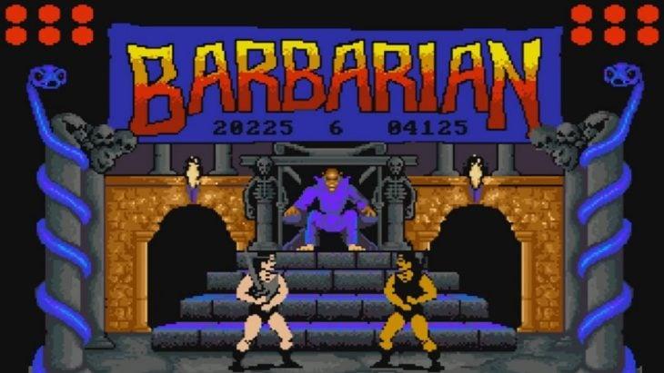 videojuegos vieja escuela controvertidos barbarian