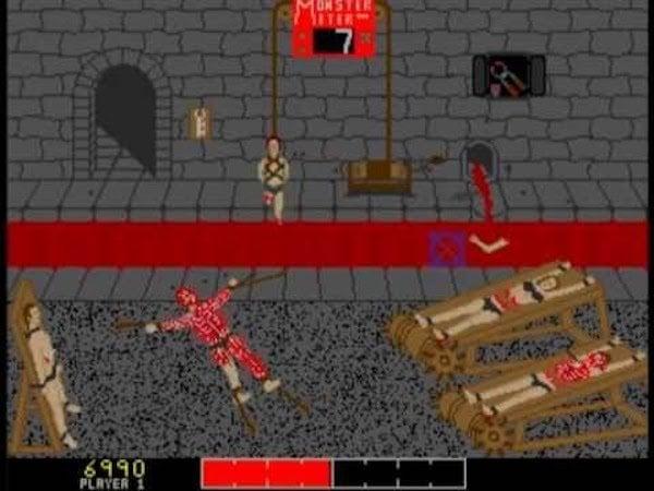 videojuegos vieja escuela controvertidos chiller