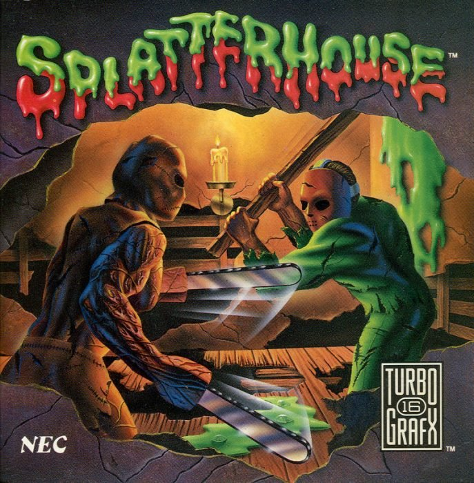 videojuegos vieja escuela controvertidos splatterhouse