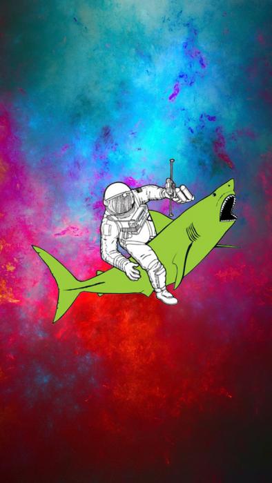 Fondos de pantalla astronauta