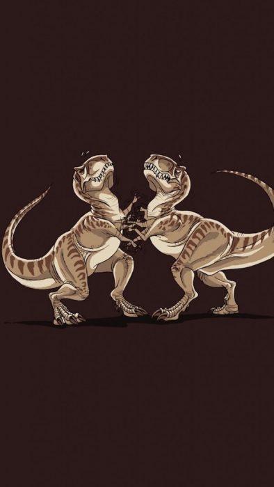 Fondos de pantalla dinosaurio