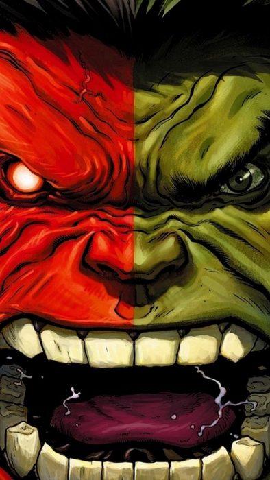 Fondos de pantalla hulk