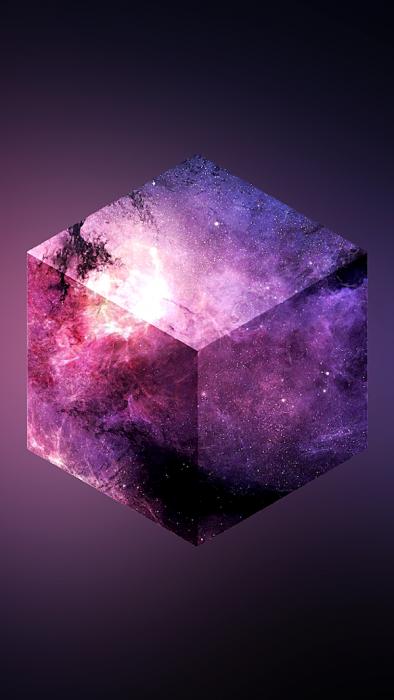 Fondos de pantalla cubo