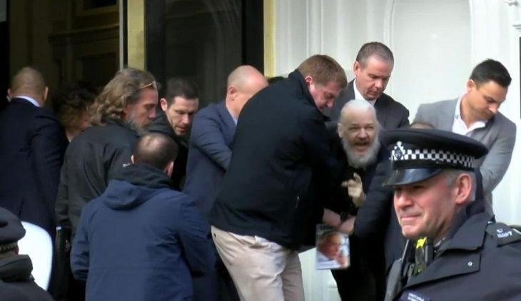 detención wikileaks