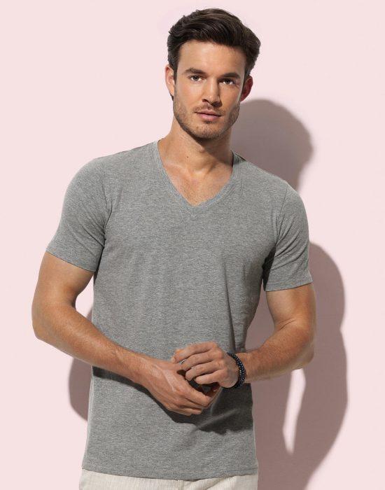 camisa v hombre
