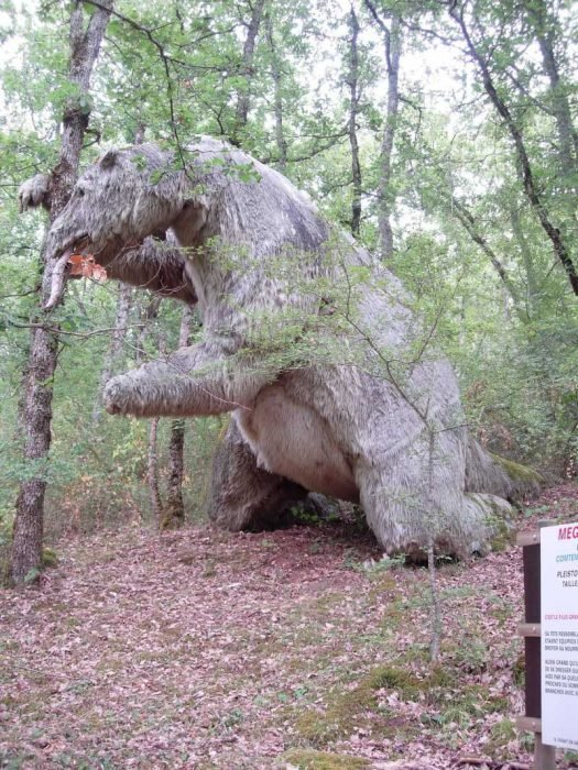 animales terroríficos prehistóricos