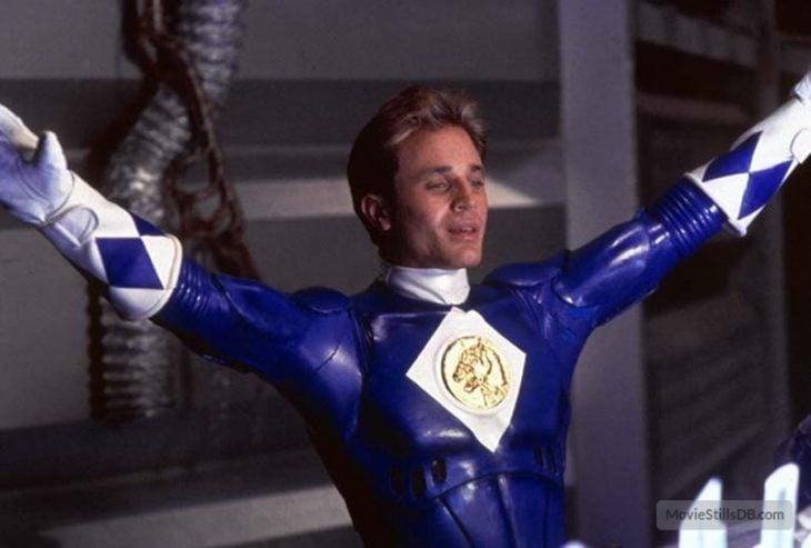 Cosas que no sabías de los power Rangers