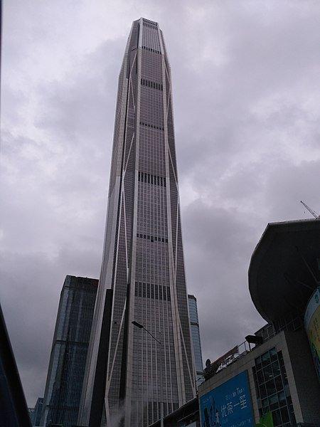 edificios más altos del mundo
