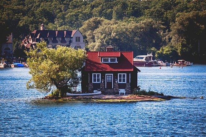 casa mil islas