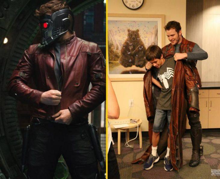 actores que robaron algo del set