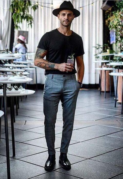 manga camisa
