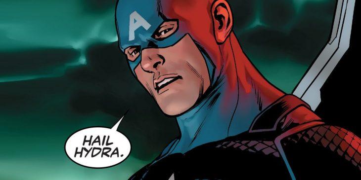 capitán américa hail hydra endgame
