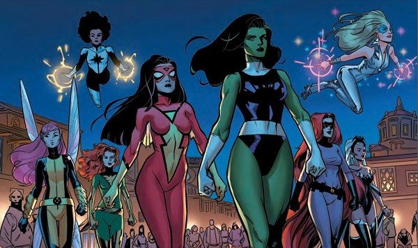 the A-force