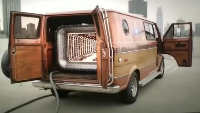 furgoneta ant-man