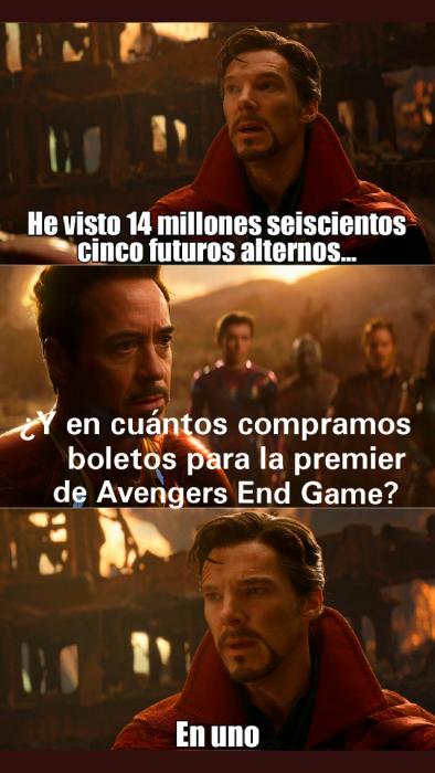 preventa avengers
