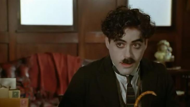 Robert Downey Jr. Chaplin