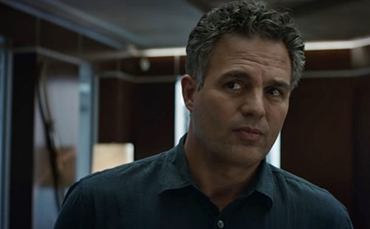 mark ruffalo endgame