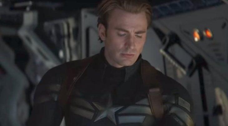 capitan america end game