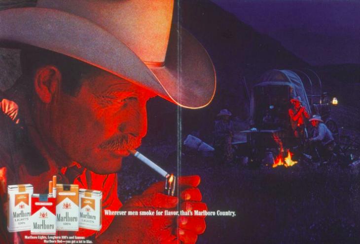 Malboro cigarros