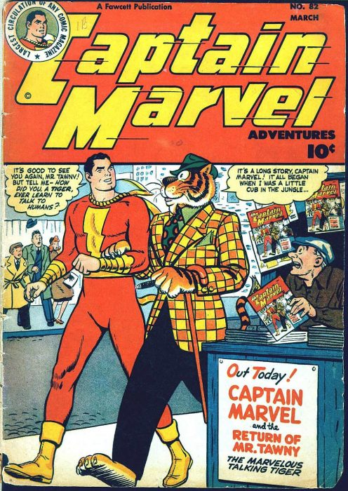 Capitán Marvel