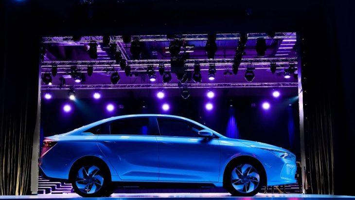 shanghai auto show 2019