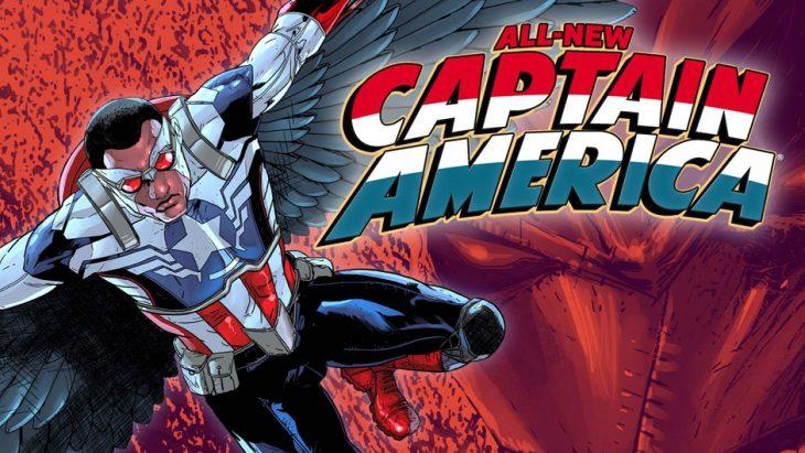 Marvel cómics fase 4 capitán américa