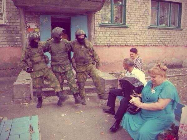cosas raras en rusia soldados