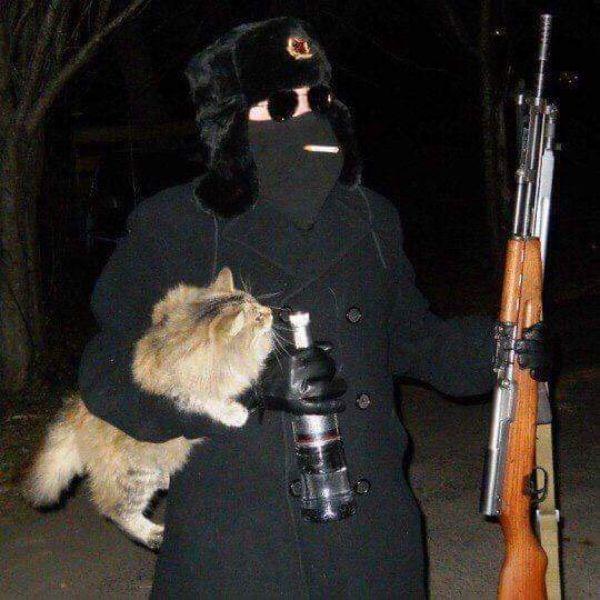 cosas raras en rusia rifles