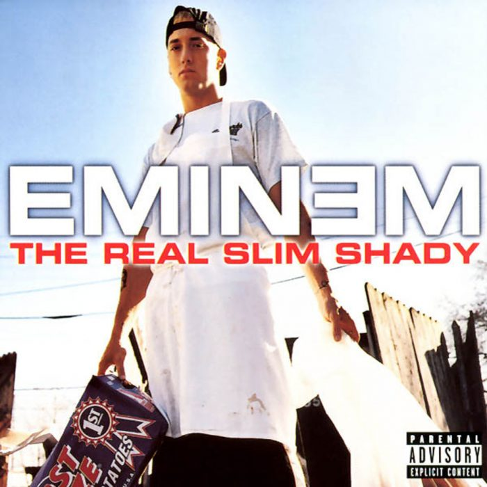Eminem – The Slim Shady
