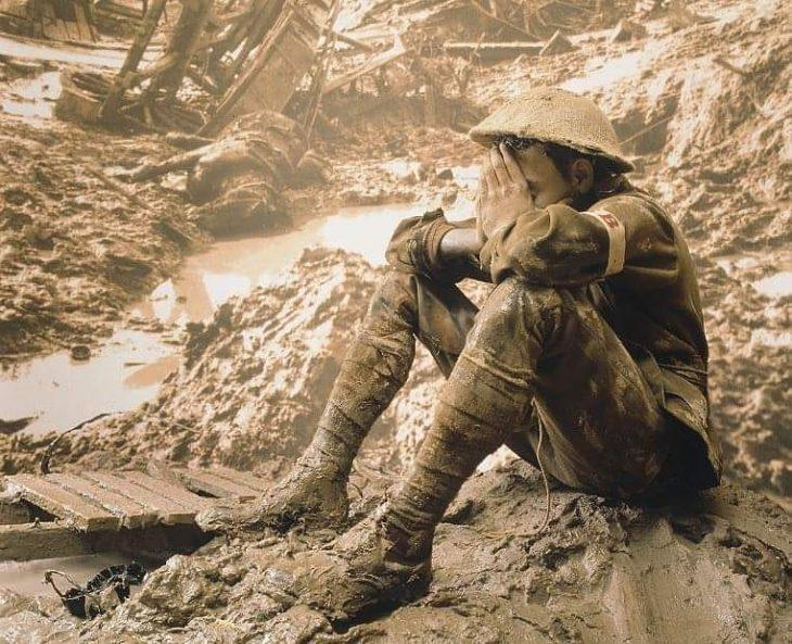 emociones antiguas neurosis de guerra
