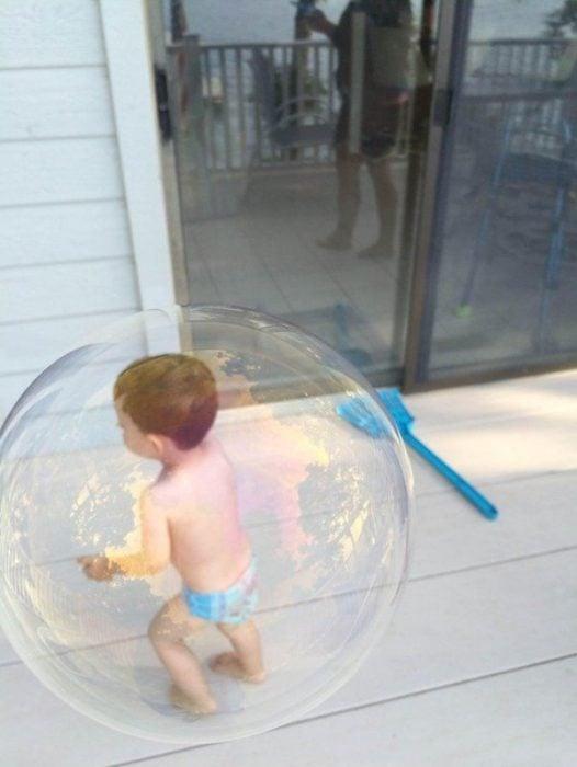imágenes confusas divertidas burbuja