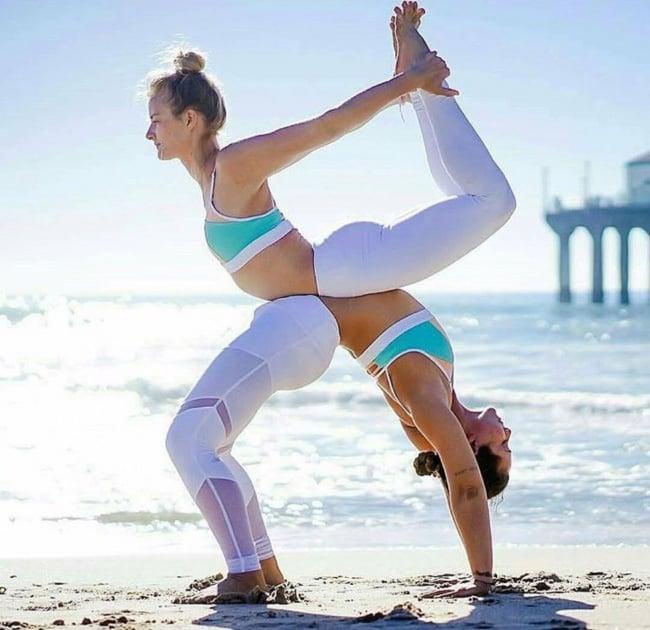 imágenes confusas divertidas yoga