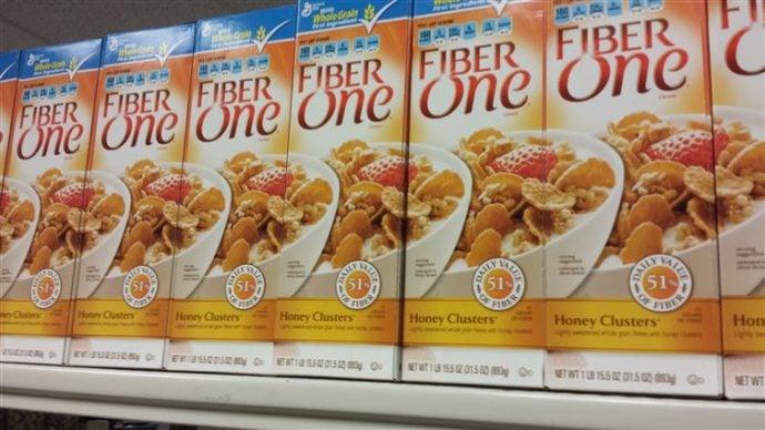Imágenes bonitas y perfectas cajas cereal