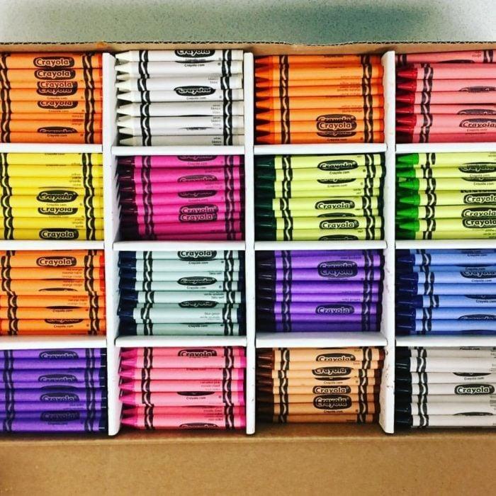Imágenes bonitas y perfectas crayolas
