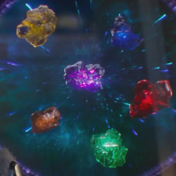 gemas del infinito