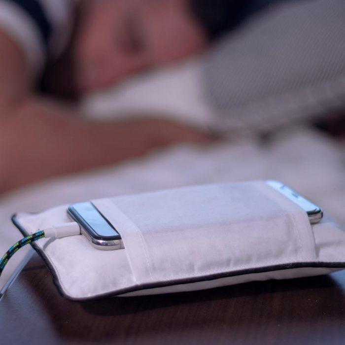 Inventos innecesarios almohada teléfono