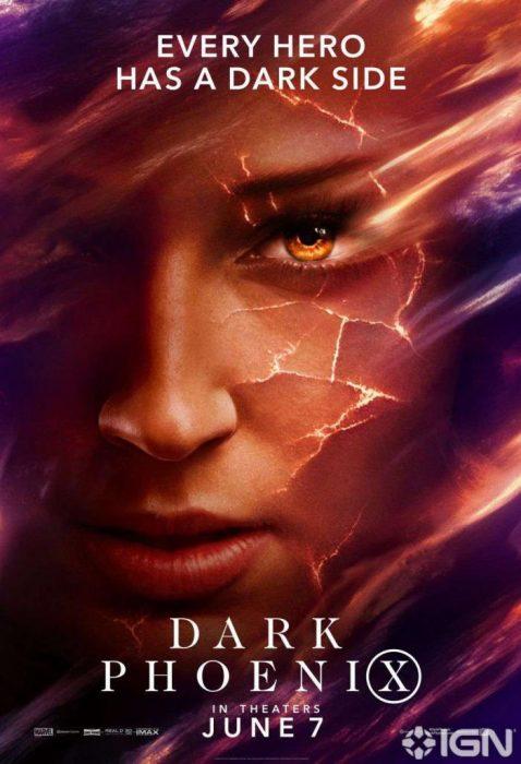 Pósters de Dark Phoenix