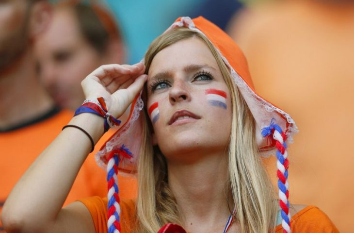 Mujer holandesa