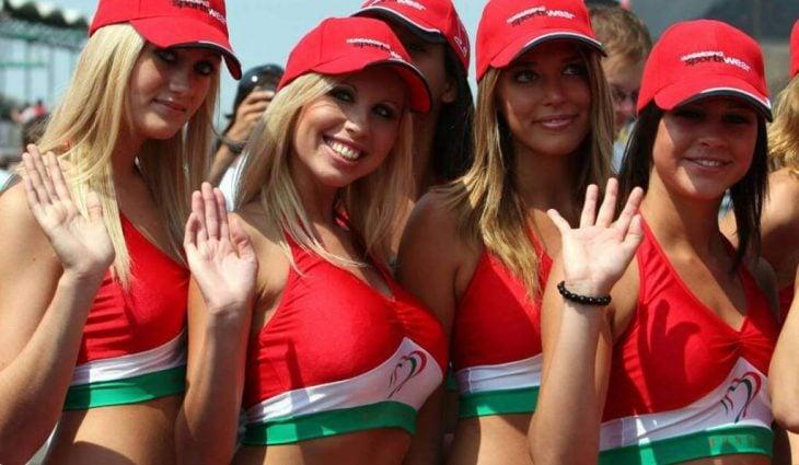 Mujeres húngaras