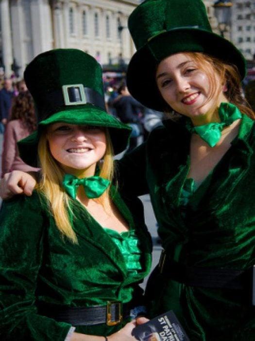 Mujeres irlandesas