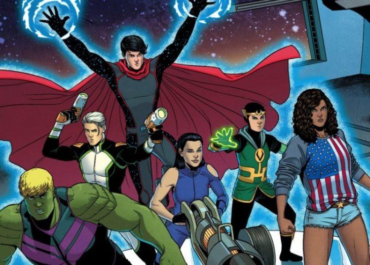Los Jóvenes Vengadores