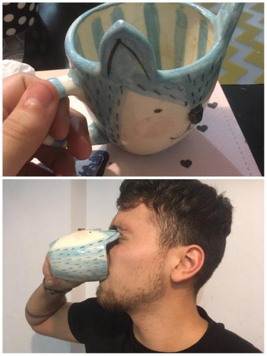 Malos diseños taza