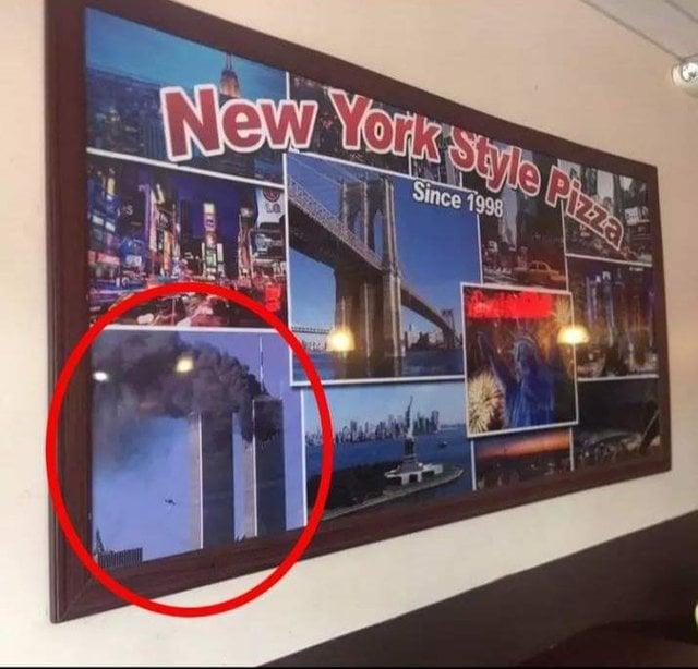 Malos diseños 9/11