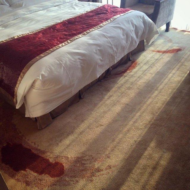 Malos diseños alfombra