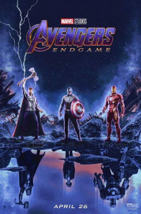 póster avengers endgame