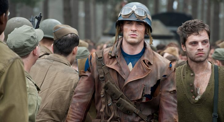 Capitán América: El Primer Vengador (2011)